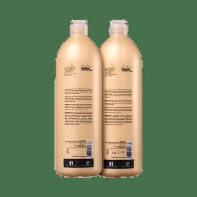 Kit-Jacques-Janine-Profissional-Bamboo-Shampoo-1000ml---Condicionador-1000ml-2