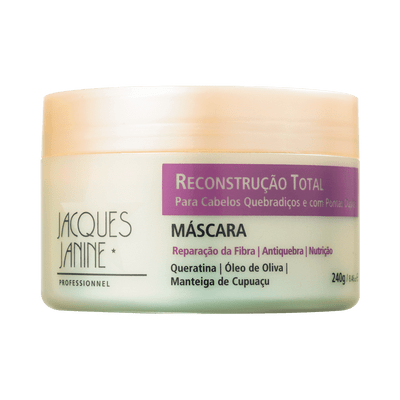 Mascara-Jacques-Janine-Reconstrucao-Total-240g