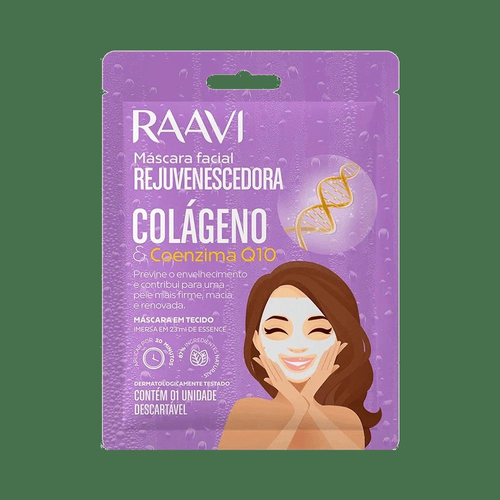 Mascara-Facial-Raavi-Rejuvenescedora-Colageno-e-Q10-23g-7898212285956