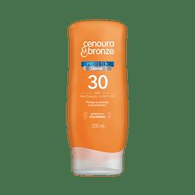 Protetor-Solar-Cenoura---Bronze-200ml-FPS-30-7896094901957