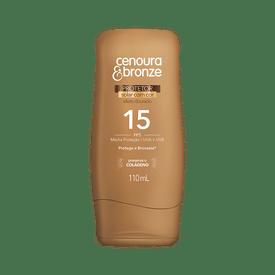 Protetor-Solar-Cenoura---Bronze-110ml-FPS-15-Efeito-Dourado-7896108560415