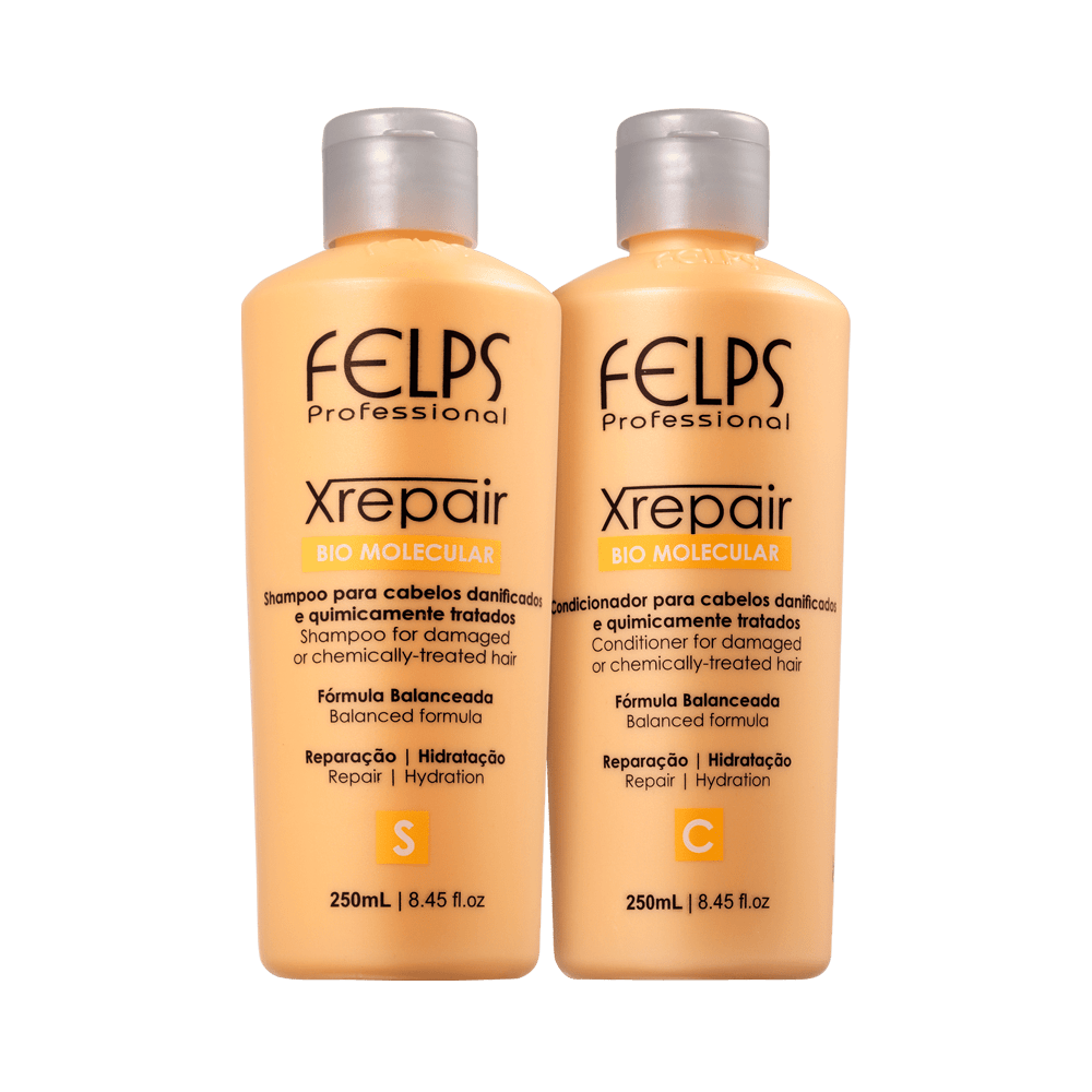 Kit-Felps-Duo-Xrepair-Shampoo---Condicionador-250ml