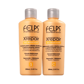 Kit-Felps-Duo-Xrepair-Shampoo---Condicionador-250ml