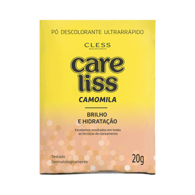 Po-Descolorante-Care-Liss-Camomila-20g-7896046713157