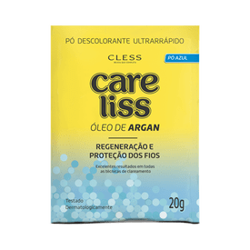 Po-Descolorante-Care-Liss-Slim-Oleo-de-Argan-20g-7896046704797