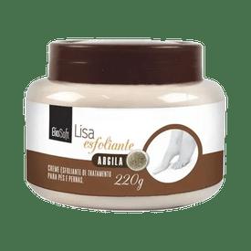 Creme-Esfoliante-Biosoft-Lisa-Argila-220g-7896115141126