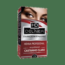 Kit-Henna-para-Sobrancelha-Delinea-Castanho-Claro-7899835610064