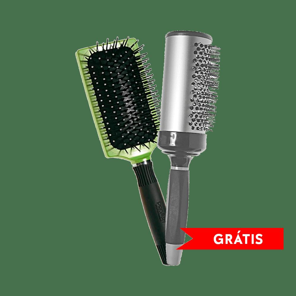 Escova-ProArt-Raquete-Verde-Gratis-Escova-Ricci-98105