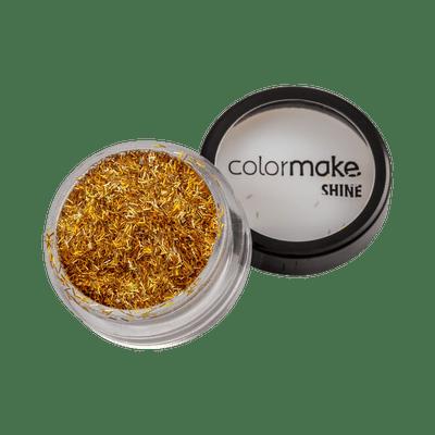 Glitter-ColorMake-Shine-Filete-Ouro-2g-7898595464368