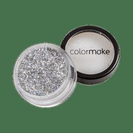 Glitter-ColorMake-Shine-Fliete-Prata-2g-7898595463507