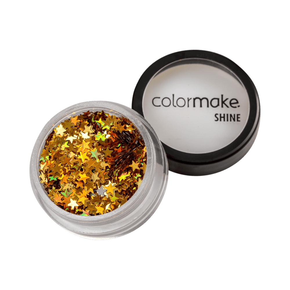 Glitter-ColorMake-Shine-Formatos-Estrela-Ouro-2g-7898595464344