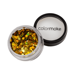 Glitter-ColorMake-Shine-Formatos-Flor-Ouro-2g-7898595463446