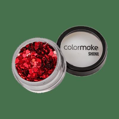 Glitter-ColorMake-Shine-Coracao-Vermelho-7898595464306