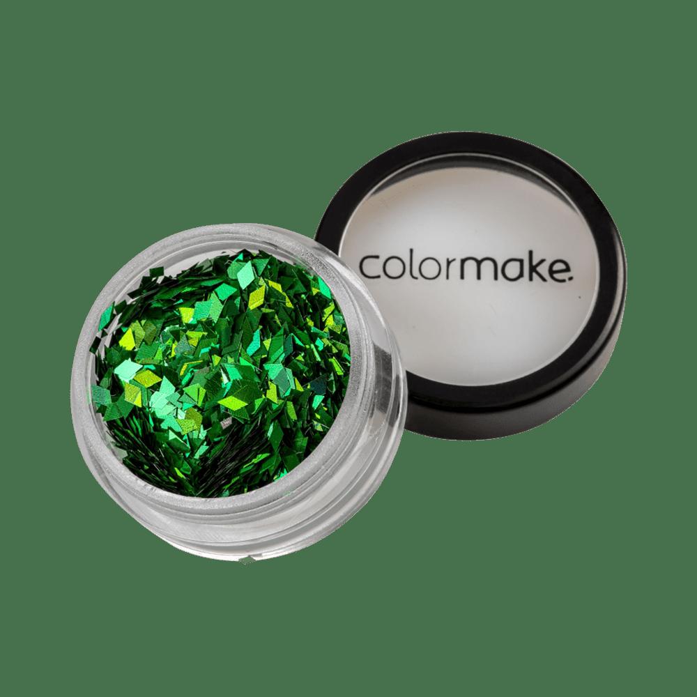 Glitter-ColorMake-Shine-Diamante-Verde-7898595463408