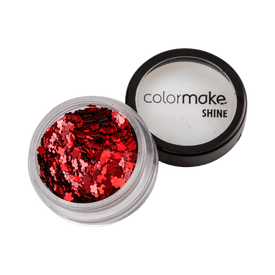 Glitter-ColorMake-Shine-Flor-Vermelho-7898595463460