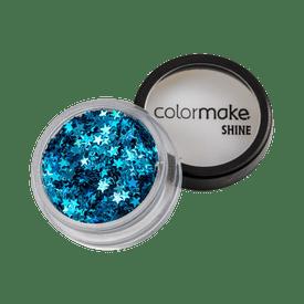 Glitter-ColorMake-Shine-Estrela-Azul-Turquesa-7898595464351