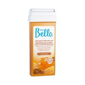 Cera-Depil-Bella-Roll-On-Propolis-e-Mel-100g