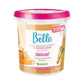 Cera-Depil-Bella-Hidrossoluvel-Natural-600g-7898212286557