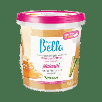 Cera-Depil-Bella-Hidrossoluvel-Natural-600g-7898212286557