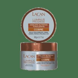 Mascara-Tonalizante-Lacan-Luminus-Progress-Cobre-90g-7896093473288
