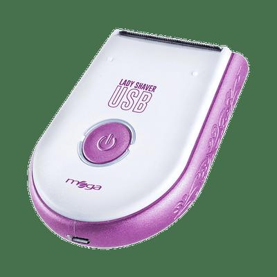 Aparelho-de-Depilacao-Mega-Lady-Shaver-USB-Roxo-7898558381923