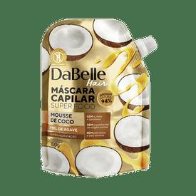 Mascara-de-Tratamento-Dabelle-Superfood-Coco-100g