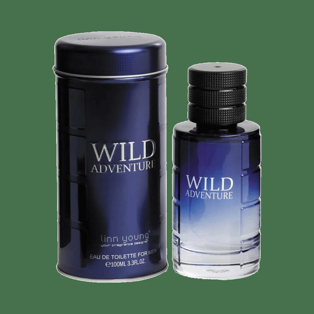 Perfume-Masculino-EDT-Linn-Young-Wild-Adventure-100ml