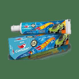Gel-Dental-Condor-Infantil-Hotwheels-Tutti-Frutti-50g--3512--7891055538319