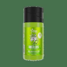 Mascara-Pigmentante-Magic-Color-Unicolors-Verde-Neon-Geleia-de-Kiwi-150ml-7898964556601