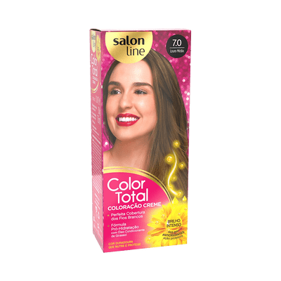 Coloracao-Salon-Line-Color-Total-7.0-Louro-Medio-7898009435908