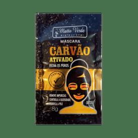 Mascara-Facial-Matto-Verde-Carvao-Ativado-8g