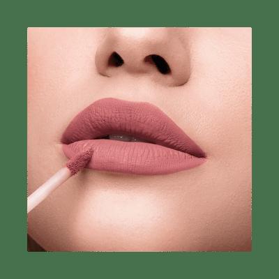 Batom-Liquido-Niina-Secrets-Skinny-Matte-Rose-Gardenia-Boca