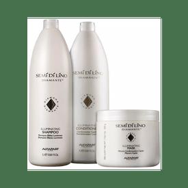 Kit-Alfaparf-Diamante-Shampoo-1000ml---Mascara-500g-Gratis-Condicionador-1000ml