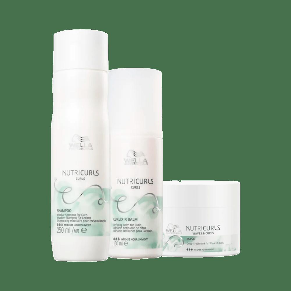 Kit-Wella-Nutricurls-Shampoo-250ml---Mascara-150ml---Leave-in-150ml-7896235353966
