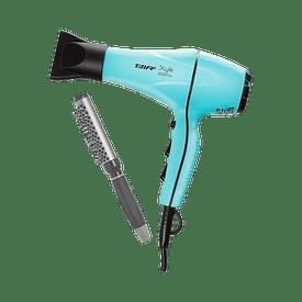 Secador-Taiff-Style-2000W-Azul-Tiffany-127v-Gratis-Escova-Ricci-Perfetti-98102-HKH-41189