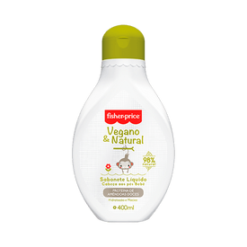 Sabonete-Liquido-Fisher-Price-Vegano-Amendoas-Doces-400ml-7898964301348