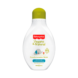Condicionador-Fisher-Price-Vegano-Amendoas-Doces-400ml-7898964301331