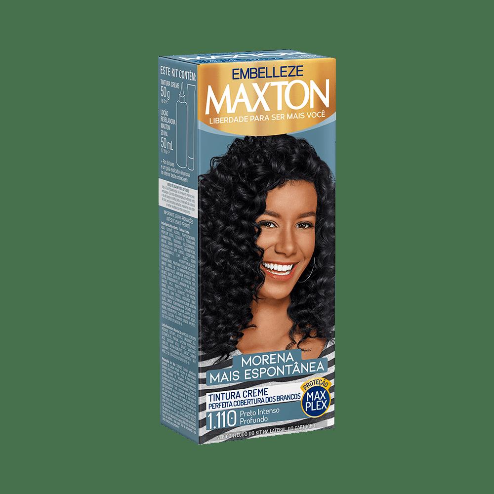 Coloracao-Maxton-Kit-1.110-Preto-Intenso-Profundo-7896013562689