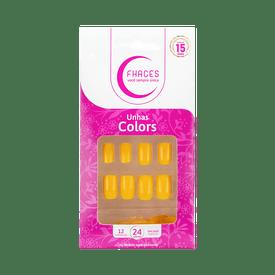 Unhas-Fhaces-Colors-Sun-Flower-24-unidades--U3093--7898577233937