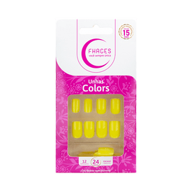 Unhas-Fhaces-Colors-Citrus-com-24-unidades--U3095--7898577233951