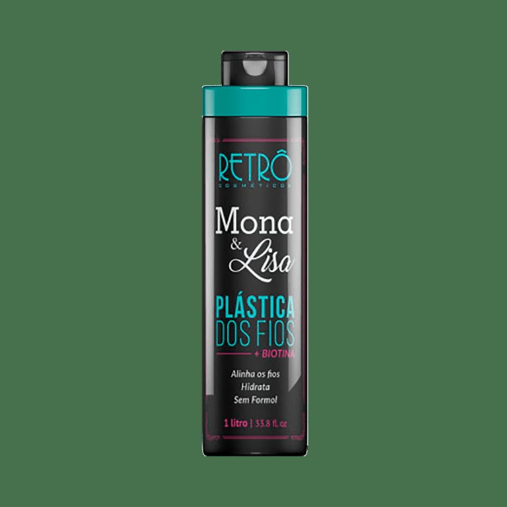 Escova-Progressiva-Plastica-dos-Fios-Mona-Lisa-Retro-300ml-7898639793980