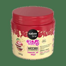 Mascara-de-Hidratacao-Salon-Line--ToDeCachos-Vinagre-de-Maca-500g-7898623955479