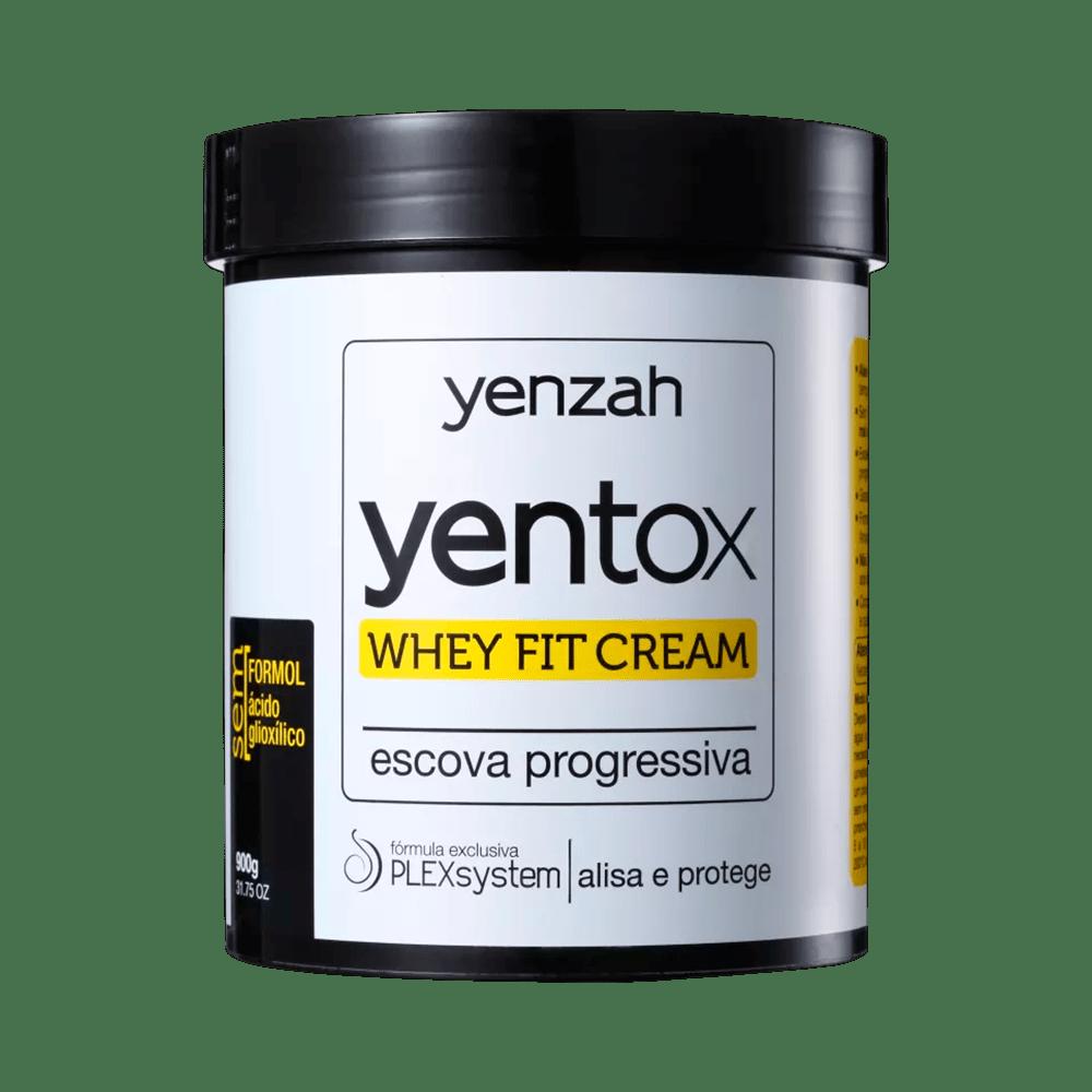 Escova-Progressiva-Yenzah-Yentox-Whey-Fit-Cream-900g-7898955730959