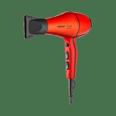 Secador-Taiff-Style-Red-2000W-127V-lado