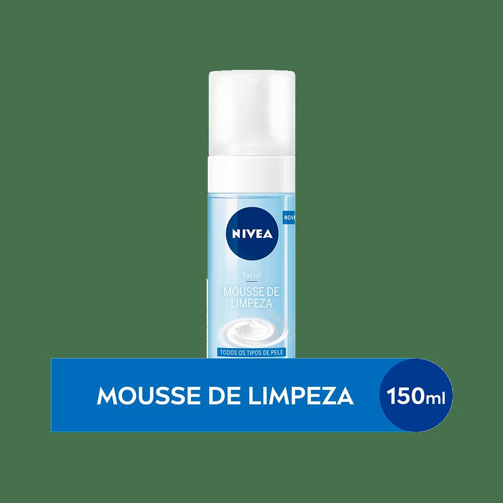 Mousse-de-Limpeza-Facial-Nivea-150ml-4005808692576