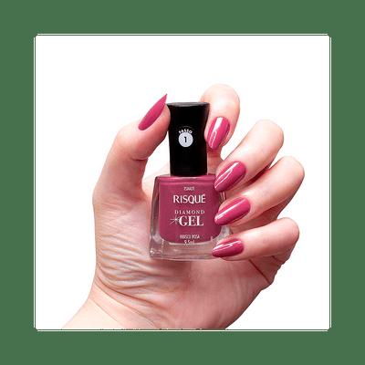 Esmalte-Risque-Diamond-Gel-Hibisco-Rosa-compl
