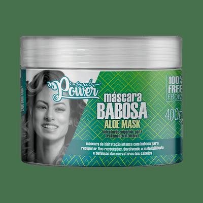 Mascara-Babosa-Soul-Power-Aloe-Mask-400g-7896509976839