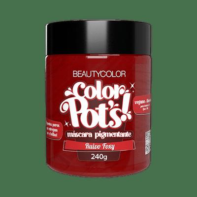 Mascara-Pigmentante-Beauty-Color-Color-Pot-s-Ruivo-Foxy-7896509977065