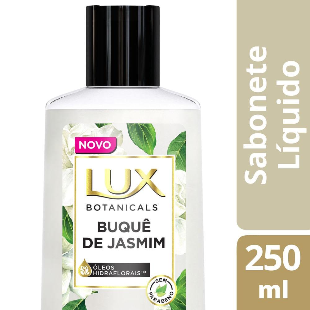 Sabonete Liquido Lux Buque De Jasmin 250ml