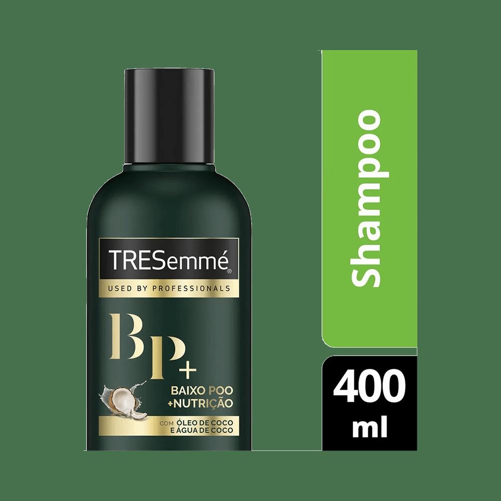 Shampoo Tresemmé Baixo Poo 400ml